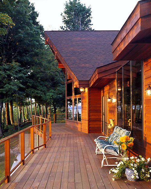 Lindal cedar homes worldwide manufacturer of post and for Cedar sunroom