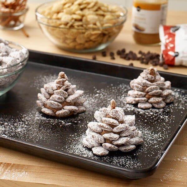 Chocolaty Pine Cones