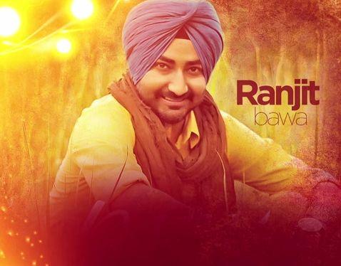 Ranjit Bawa Song Lyrics Yaari Chandigarh Waliye - Mittti Da Bawa