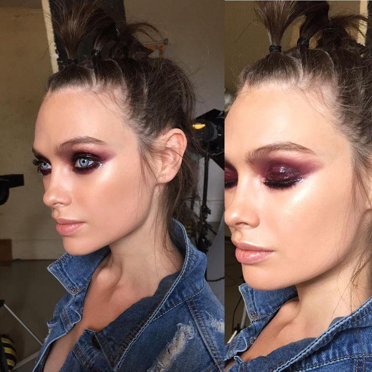 "2,531 curtidas, 31 comentários - אורטל אלימלך פוניי (@ortalelimeleh) no Instagram: ""Backstage Model @mariannaerema for @mc2telaviv Hair @benjaminiruimi Makeup @ortalelimeleh…"""