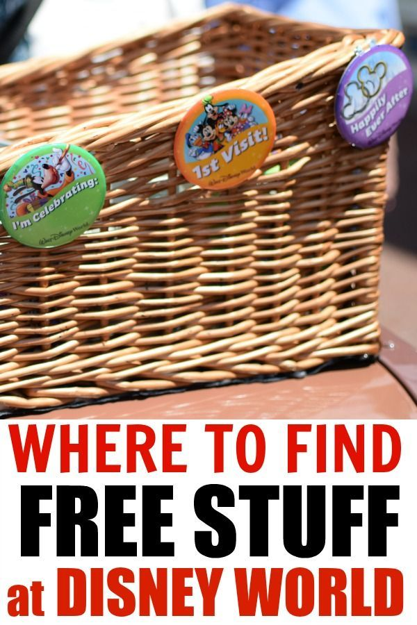Want to save some serious cash on your next visit to WDW? Here's where to find free stuff at Disney World including our 11 best freebies!