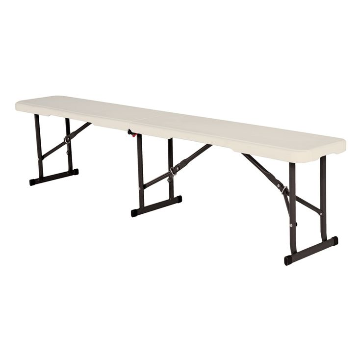 Marquee Folding Trestle Bench