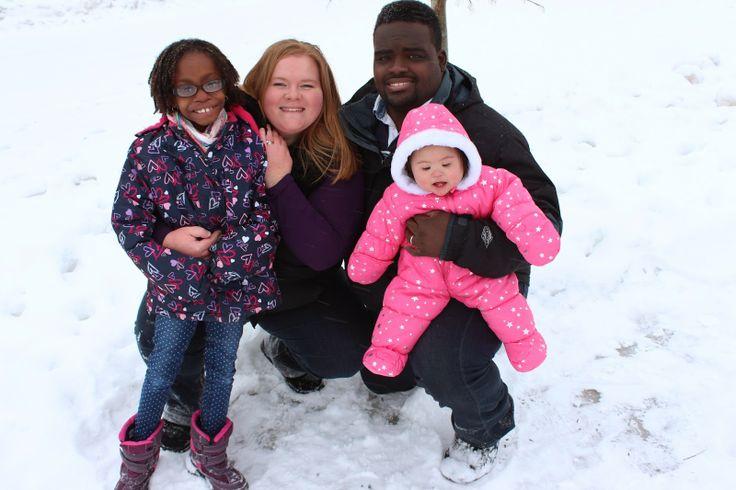 Adopting a Sipek: ::Guest Post #2: Rose & James' Transracial Adoptio...