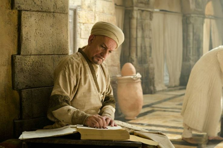"Sir Ben Kingsley in ""Der Medicus"". Male actor, costume, celeb, portrait, photo"