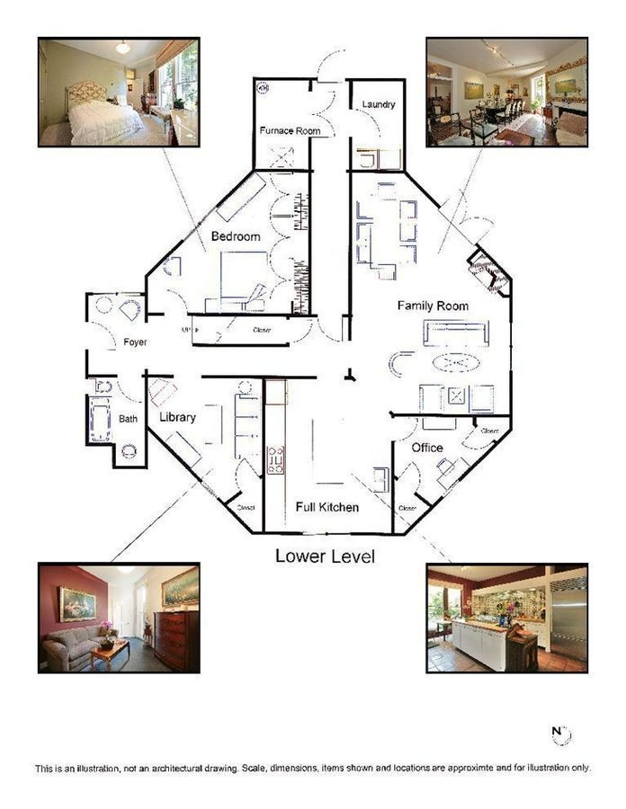 27 best images about octagonal plans on pinterest for Octagon house plans photos