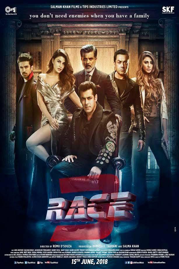 Latest Movies Race   Desi Prerip P Hindi H  Acc