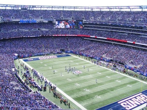 Fan Falls From Escalator at MetLife Stadium; In Critical Condition