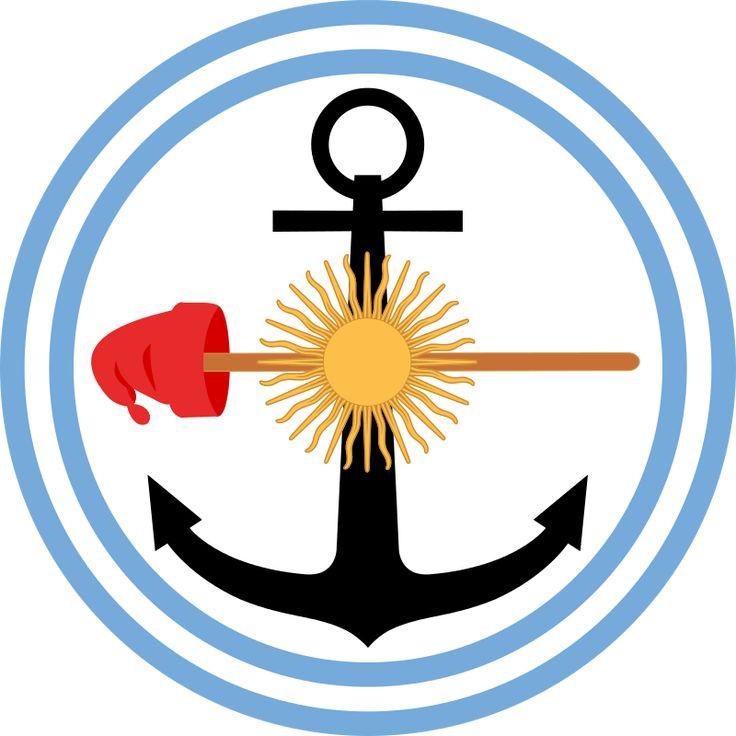 Roundel of Argentina (Naval Aviation) - Escarapela aeronáutica - Wikipedia, la enciclopedia libre