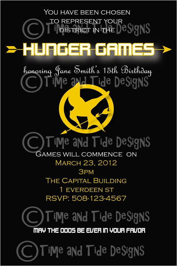 144 best The Hunger Games Birthday Party Ideas images on Pinterest ...