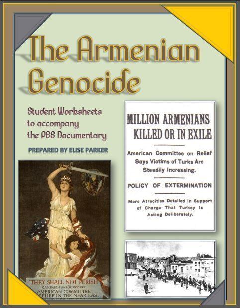 Armenian genocide essay questions