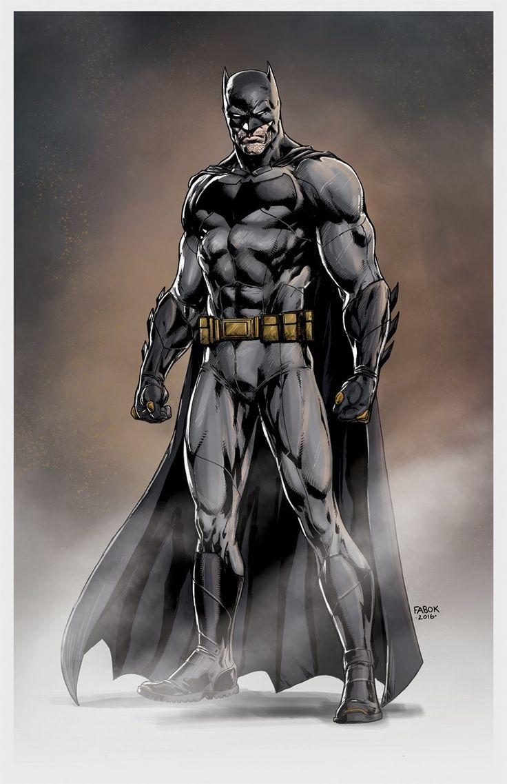 The Batman by Jason Fabok