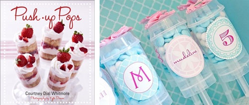 Push pops will be the next cupcake!