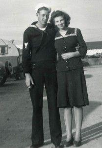 Marian and Lloyd Wynn, 1944