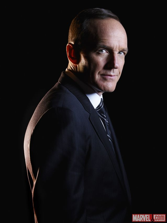 New AGENTS OF S.H.I.E.L.D. Season 2 Promo Image of Phil Coulson.