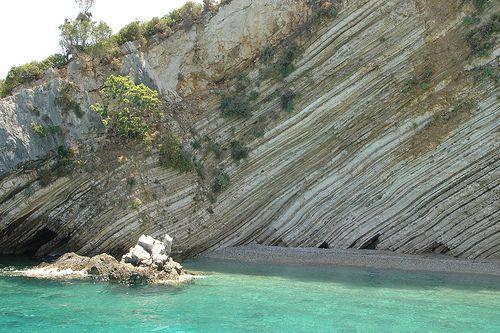 Ithaki island, Greece beach