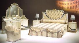 Vanessa Citterio Мебель в классическом стиле ЭЛИТНЫЕ СПАЛЬНИ