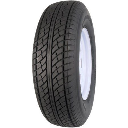 Greenball Transmaster ST205/75R15 6 Ply Radial Trailer Tire (Tire Only)