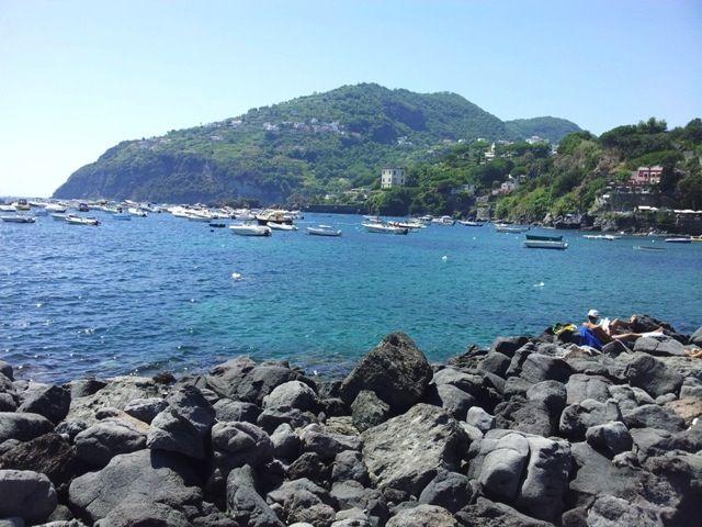 #Spiaggia #Cartaromana #Ischia