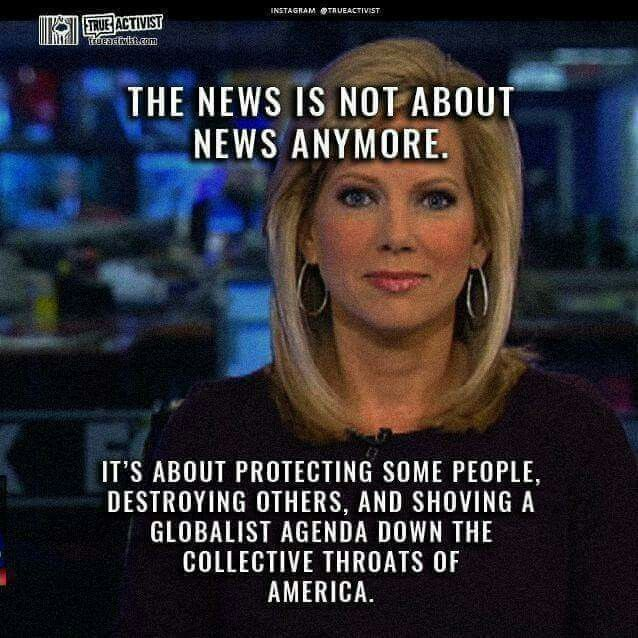 Tell it like it is Shannon. The Propaganda Press, brought to you by deranged democrats with money.