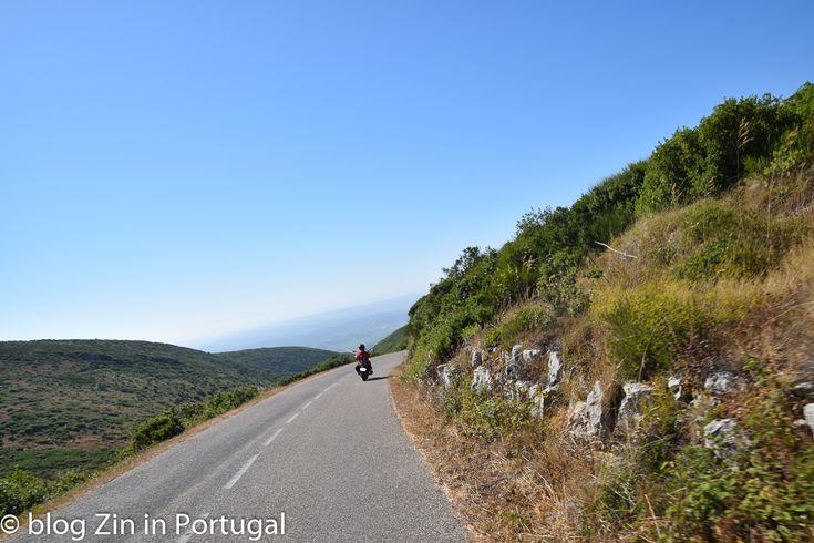 Leuke motortocht iets boven Lissabon. Lees het op Zin in Portugal (Op de motor naar het Monte Junto gebergte)