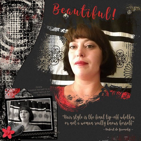 Beautiful by moog. Kits by Mamrotka Designs: Black Red White http://scrapbird.com/designers-c-73/k-m-c-73_516/mamrotka-designs-c-73_516_85/black-red-white-p-16953.html AND Beautiful Quickclick Layout Template http://scrapbird.com/designers-c-73/k-m-c-73_516/mamrotka-designs-c-73_516_85/beautiful-layout-quick-click-template-13-p-16625.html