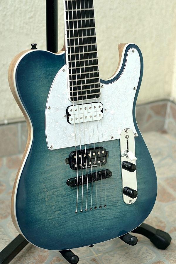 FS The Oceancaster (Tele 7 Custom) - Sevenstring.org