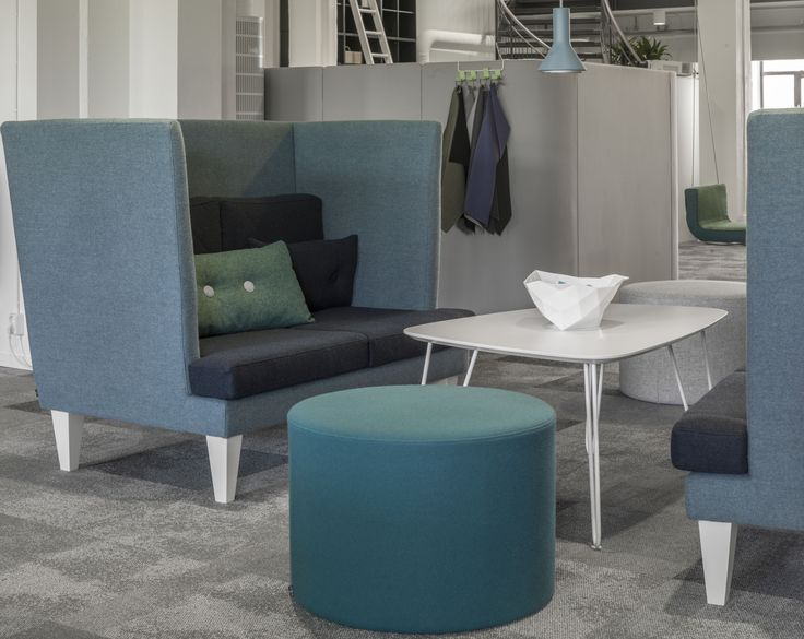 A flexible and multi-functional seating pouf. EFG Bold is suitable for social areas where it can function as a creative complement to a sofa or as a touch down meeting place. #europeanfurnituregroup