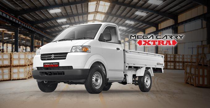 Spesifikasi Harga Suzuki Mega Carry Xtra Surabaya