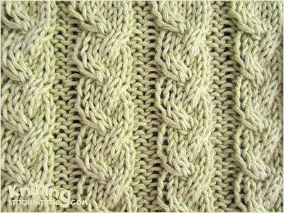 rib-knitting-stitches | Knitting Stitch Patterns