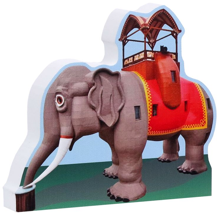 Lucy the Elephant, Margate City, NJ