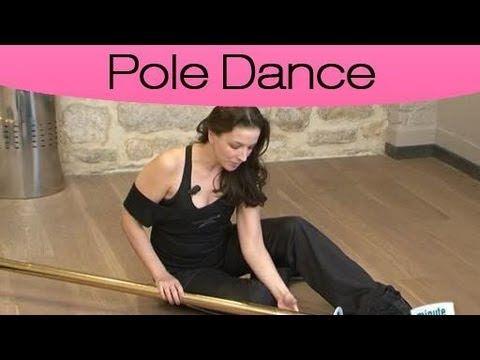 Apprendre à monter une barre au pole dance