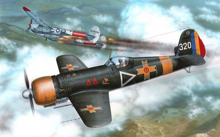 Foro de Historia Militar el Gran Capitán • Ver Tema - Cuadros y láminas aviación Segunda Guerra Mundial