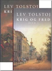 Krig og fred 1+2 af Lev Tolstoj, ISBN 9788702049671