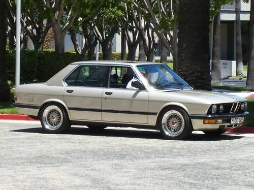 1984 Bmw 533i Automobiles Pinterest Bmw Cars And Bmw S