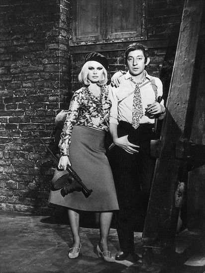Bonnie and Clyde   BB and SG