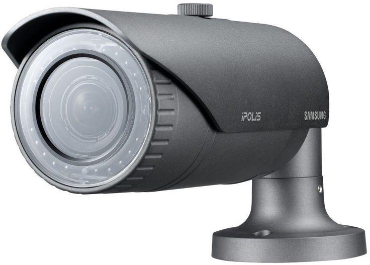 Samsung SNO-5084R 1.3 Megapixel Weatherproof Network IR Camera CCTV  #Samsung #SNO-5084R #1.3 #Megapixel #Weatherproof #Network #IR #Camera #CCTV