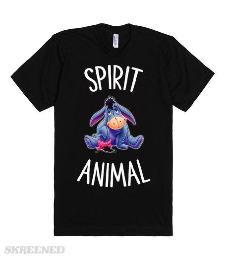 Eeyore Is My Spirit Animal | My spirit animal is Eeyore. Wikipedia does a pretty good job summarizing