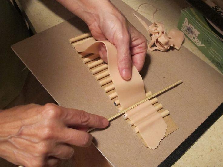construir pequeños azulejos de belenes