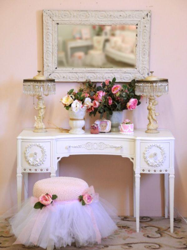 Feminine Dressing Table