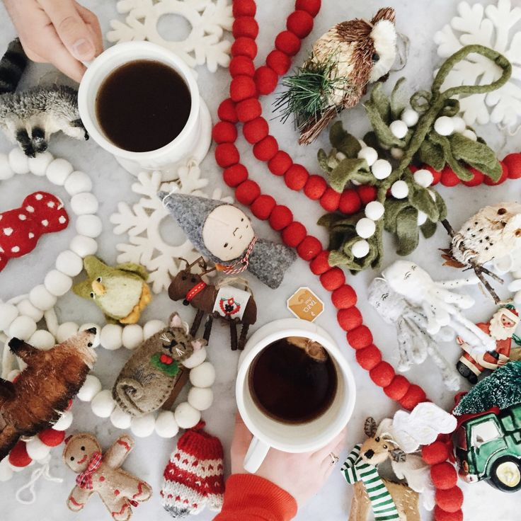 New Darlings - Christmas Decorations