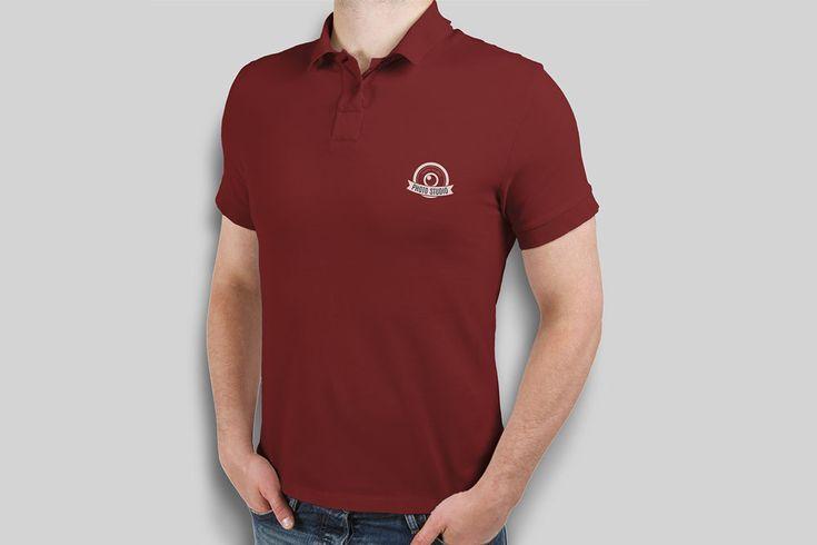 Men Polo Shirt Mockup In Psd Mens Polo Shirts Shirt Mockup Polo Shirt