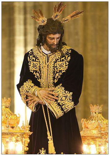 San Gonzalo en el Via Crucis 2011 Sevilla