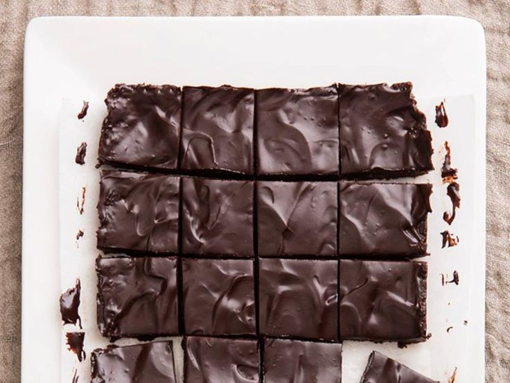 These incredible brownies are a lot of things all at once: they're no-bake, vegan, and gluten-free. They're also incredibly delicious,...