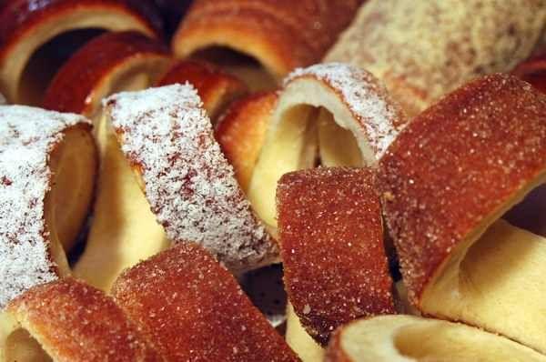 Kürtőskalács – nagyon finom, ízlik a családnak