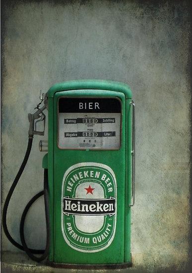 Bier. Fill 'er up….
