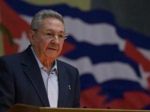 Raúl Castro, presidente de Cuba: su gobierno rechazó las palabras de Trump.