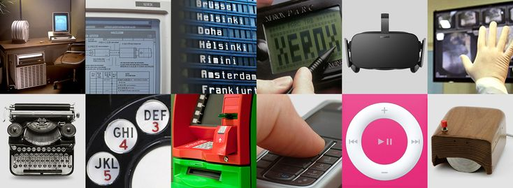35 Interfaces that Changed Our World