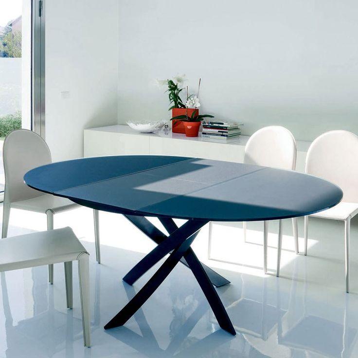 Bontempi Casa Barone Extending Table