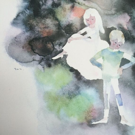 Rare K. M.Weber's INVITATION To The DANCE Chihiro by weseatree