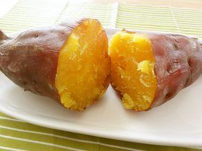 ホクホクねっとり自由自在☆炊飯器で焼き芋 by *べーぐる* [クックパッド] 簡単おいしいみんなのレシピが214万品
